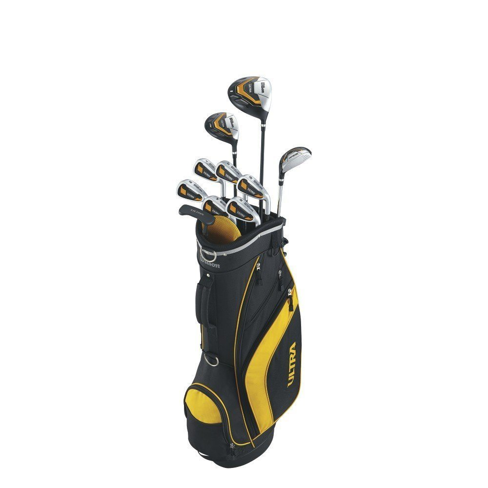 wilson ultra men's golf set reviews