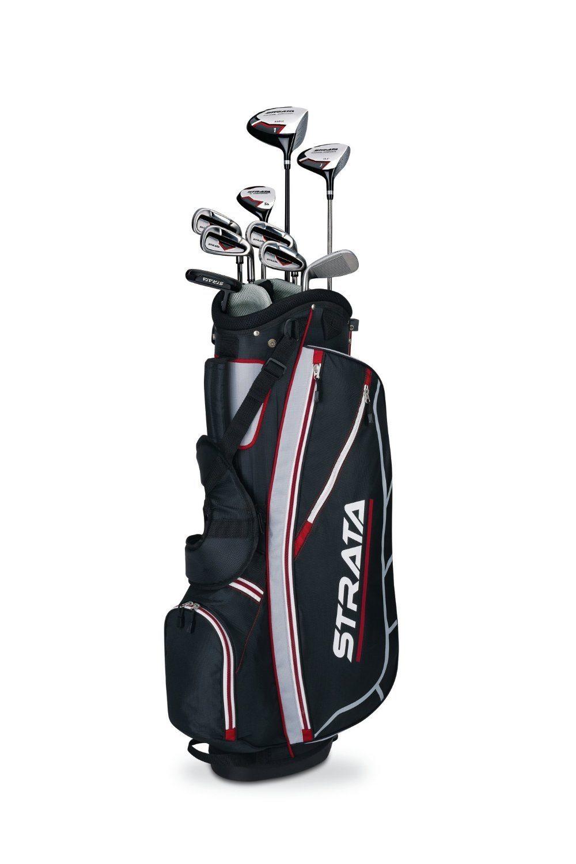 callaway strata golf club set review