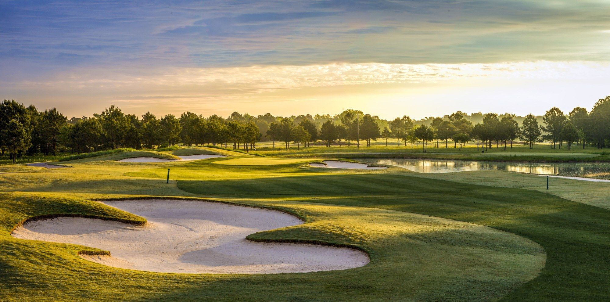 most beautiful golf courses